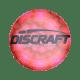 Discraft Mini Star Red Spiral